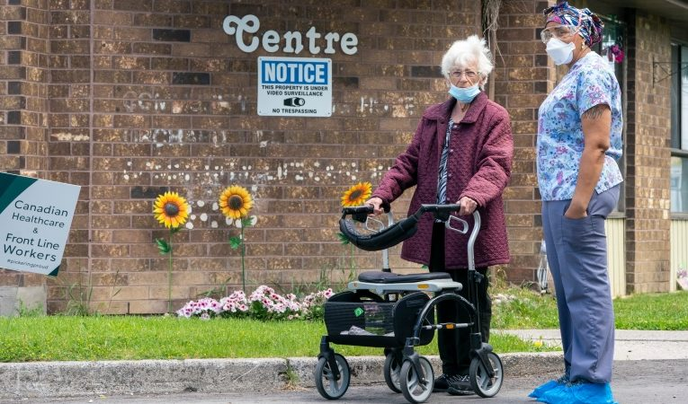 Canada's long-term care system failed elders, before and during COVID-19: report