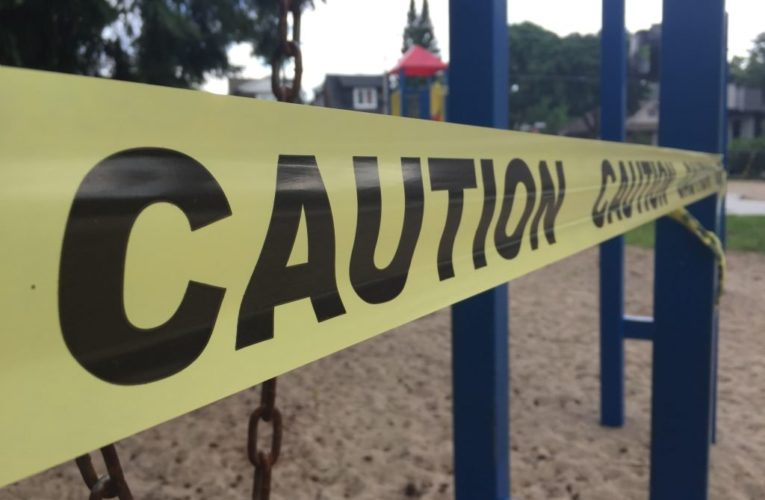 Closed playgrounds can open safely, experts say. Here's why
