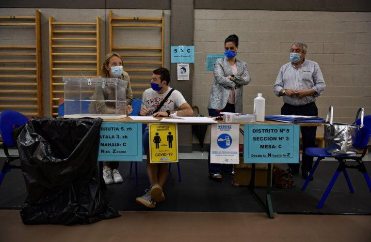 Coronavirus: 2 regional elections held in Spain amid COVID-19