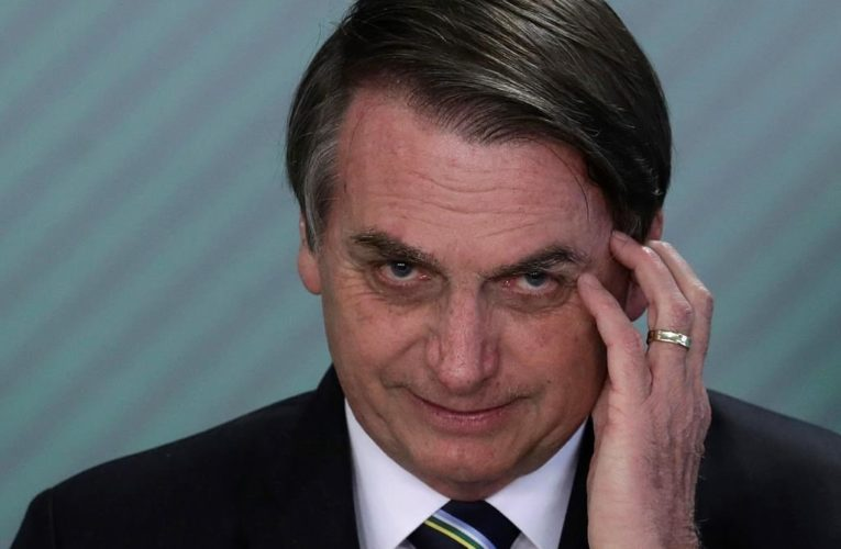 Coronavirus: Brazil's President Bolsonaro says lungs are 'clean' after COVID-19 test