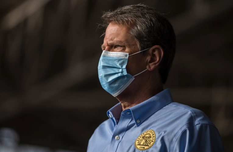 Coronavirus: Georgia governor voids mandatory mask orders for 15 cities, counties