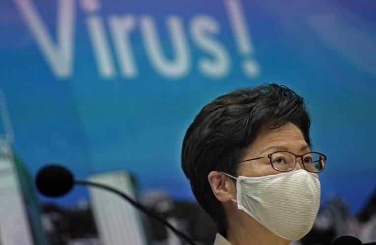 Coronavirus: Global deaths top 600,000 as Hong Kong warns of COVID-19 resurgence