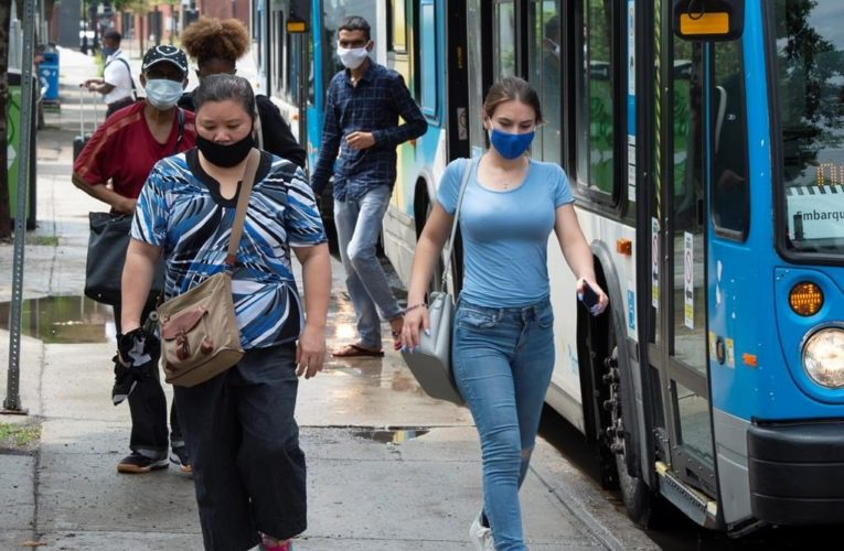 Coronavirus: Quebec reports 169 new infections, 3 deaths linked to the virus