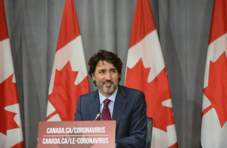 Coronavirus: Trudeau announces plans for end of CERB, transition to EI