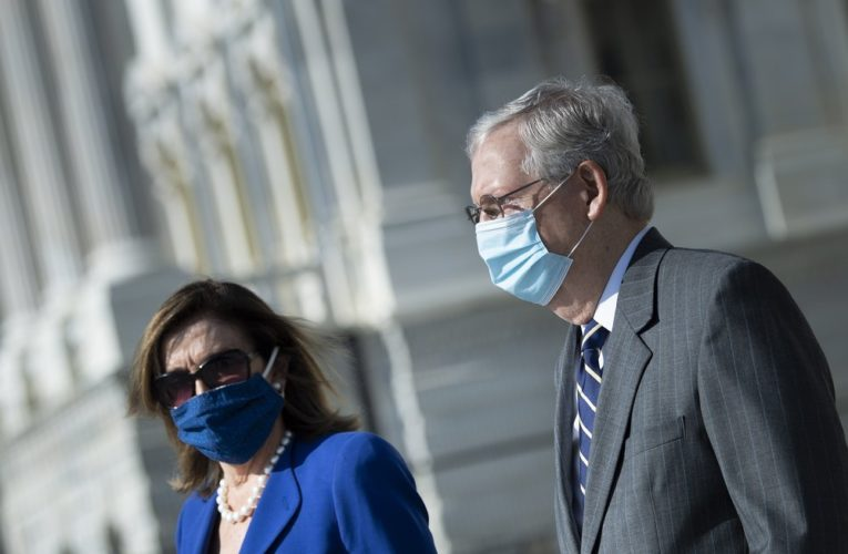 Mask debate reaches peak in U.S. Congress after member tests positive for coronavirus