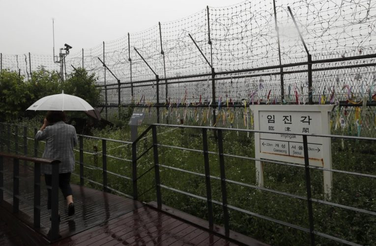 North Korea inspects border after defector returns from South with coronavirus symptoms