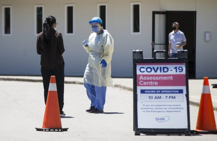 Ontario reports 165 new coronavirus cases, lowest increase in deaths since late March