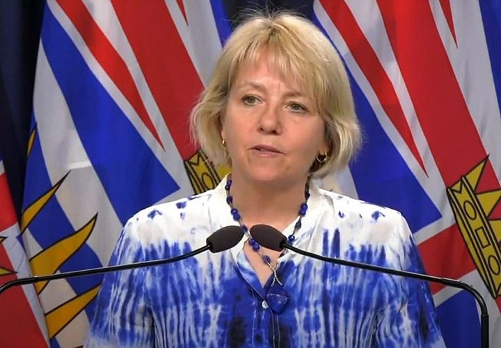 'Our COVID summer': B.C.'s top doctor urges caution over B.C. Day long weekend