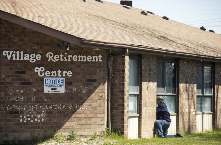 Report calls out 'systemic' failings in Canada's long-term care system