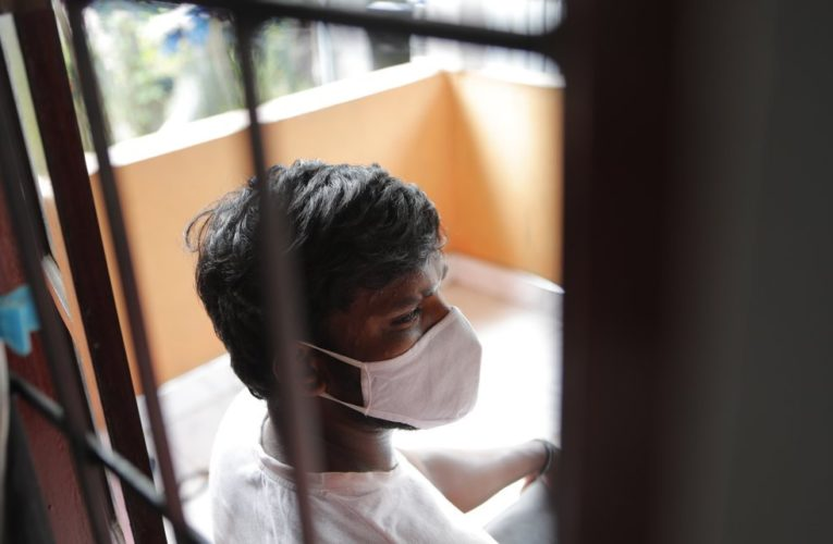 Sri Lanka blames over 1,000 coronavirus cases on 1 man. He wants to clear his name