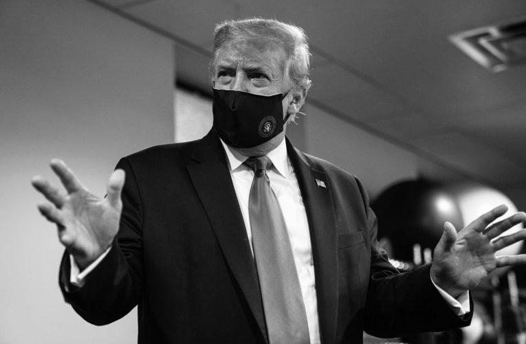 Trump calls face masks 'patriotic' as U.S. coronavirus cases top 3.8 million