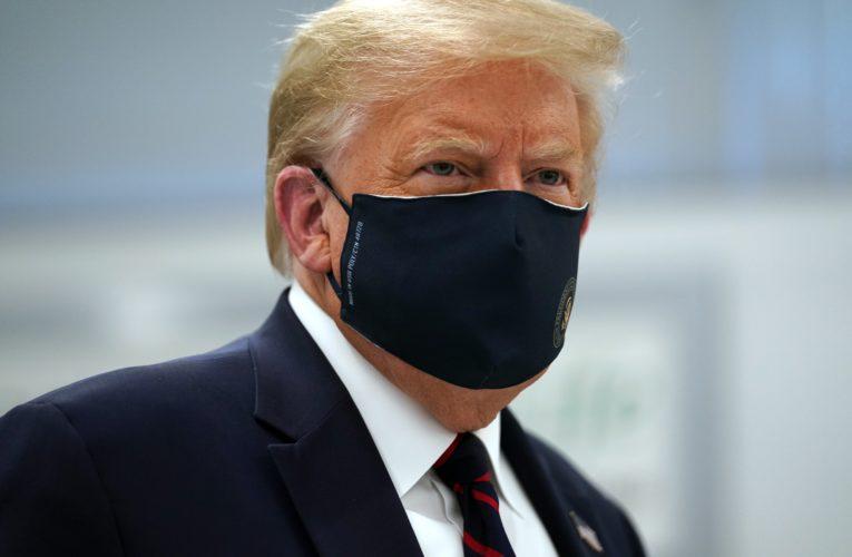 Trump renews claims unproven anti-malaria drug treats COVID-19, challenges Fauci