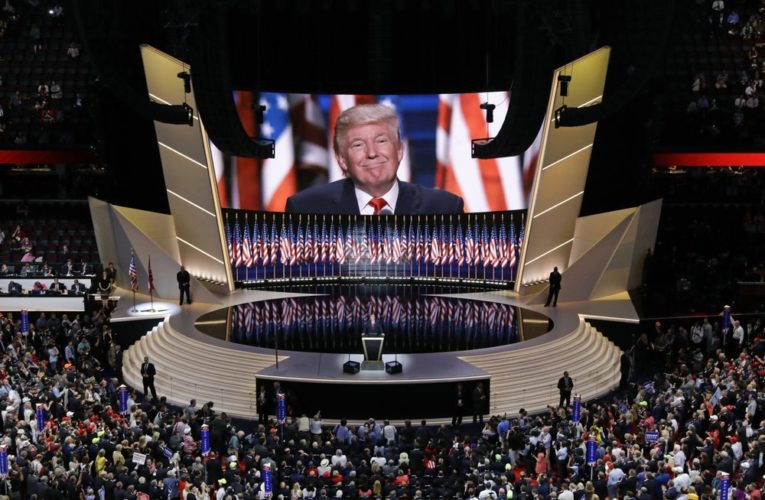 Trump to decide what the Republican National Convention will look like amid COVID-19