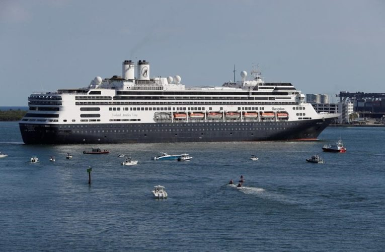 U.S. extends cruise ship ban to end of September as coronavirus cases spike