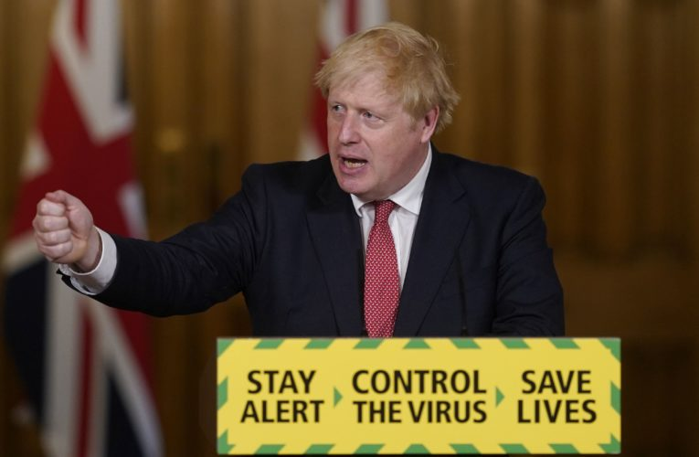 With third-highest coronavirus death toll in the world, U.K. eases lockdown