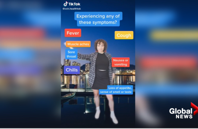 B.C. health officials hope coronavirus message goes viral with TikTok campaign