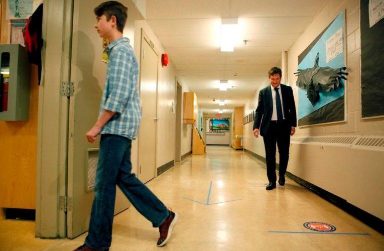 B.C. needs 'tough talk' on spiking coronavirus cases ahead of schools reopening: minister