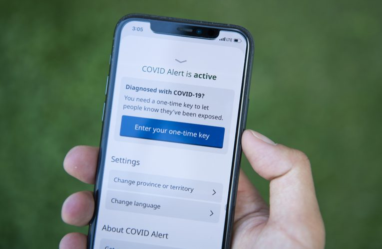 Can't download the COVID Alert app? Your operating system may be too old (or new)