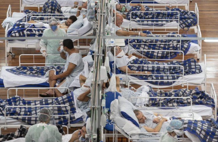 Coronavirus cases top 6 million in Latin America, region worst-hit by pandemic