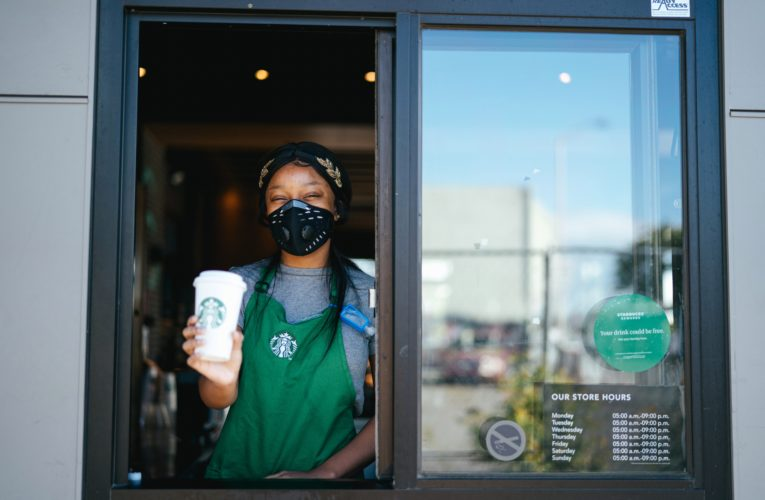 Coronavirus: Face coverings to be mandatory at all Starbucks Canada locations