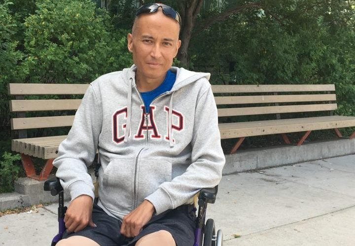 'I would just like my legs back': Calgary police officer loses both legs after battle with influenza