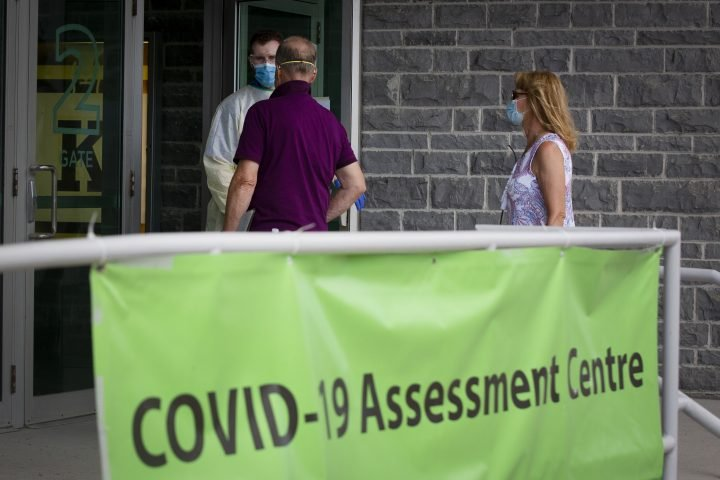 Ontario reports 124 new coronavirus cases, 2 deaths; total cases top 39,300