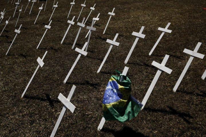 Over 250,000 people have died of coronavirus across Latin America
