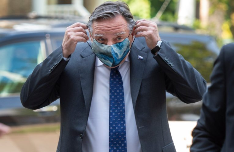 Quebec premier 'confident' about revised coronavirus measures as school start looms