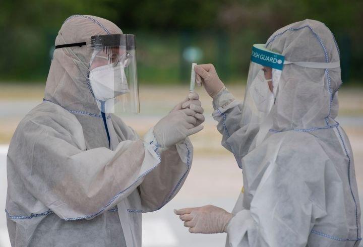 Saliva tests could make spotting coronavirus easier: expert