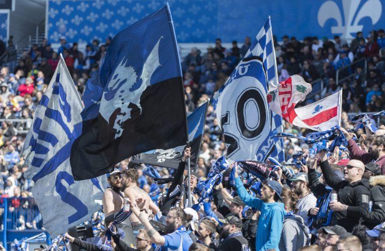 Spectators allowed at Montreal Impact games at Saputo Stadium again