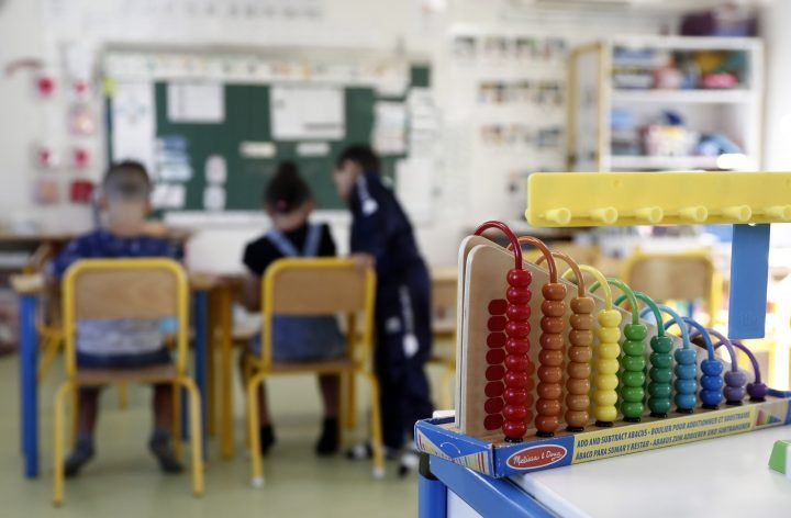 'A bit of fear': Children in Europe go back to school as coronavirus persists