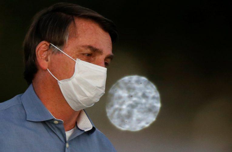 Brazil's leader Bolsonaro says no one will be forced to take coronavirus vaccine
