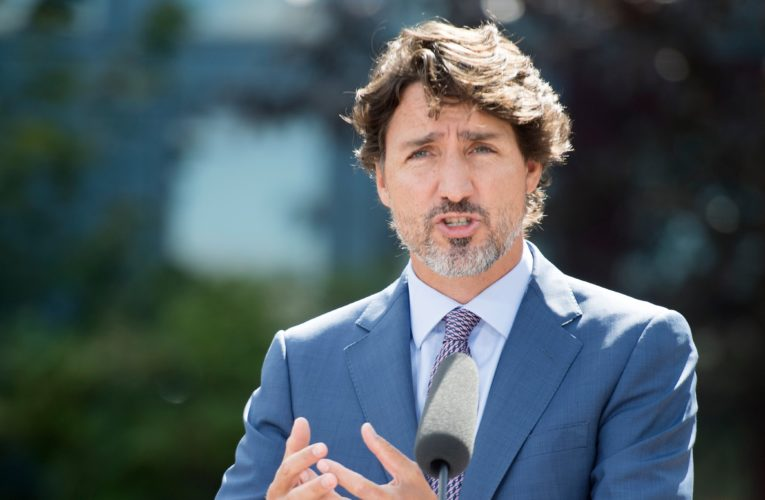 Canada must implement 'distance voting' for MPs in wake of coronavirus, Trudeau says
