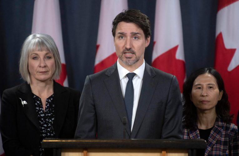 Coronavirus: Trudeau, Tam say Canada prepared early for pandemic