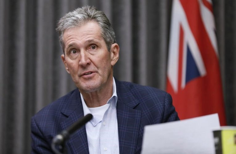 Health-care delays from COVID-19 won't improve without major fed support: Pallister