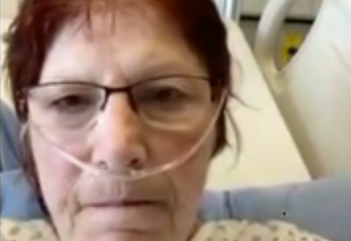 Hospitalized B.C. COVID-19 patient speaks out: 'Just because I'm old doesn't mean I want to die'