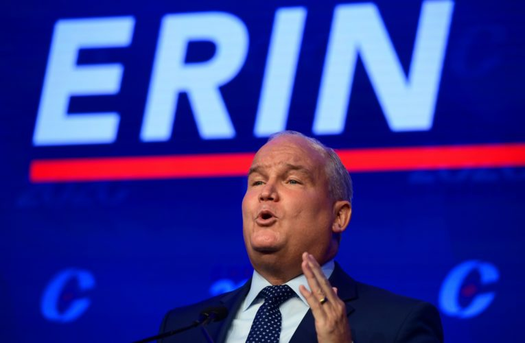 'It failed': O'Toole slams Liberals' handing of coronavirus pandemic after throne speech