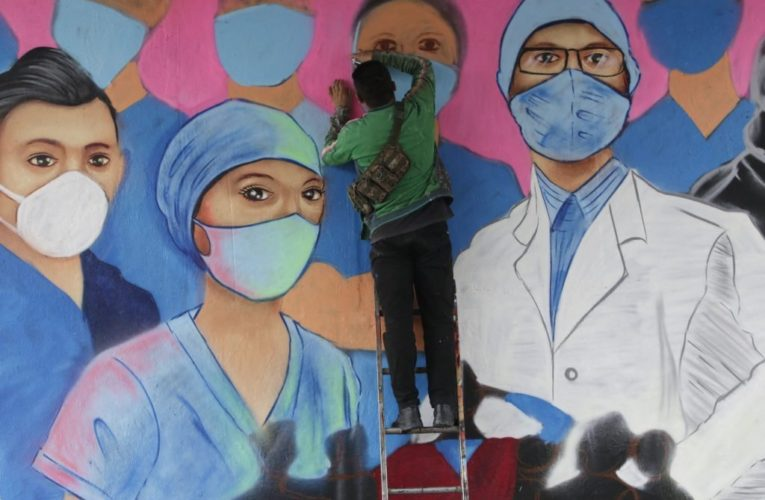 Mexico downplays high rate of coronavirus infections, deaths among health workers