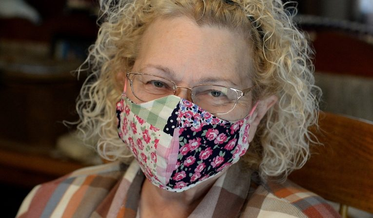 Most homemade masks are doing a good job preventing the spread of COVID-19, study suggests