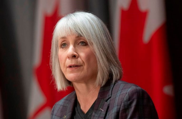 Ottawa orders review into why pandemic warning system was shuttered
