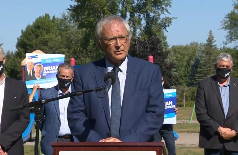 PC Leader Blaine Higgs offers shifting answers on abortion funding in New Brunswick