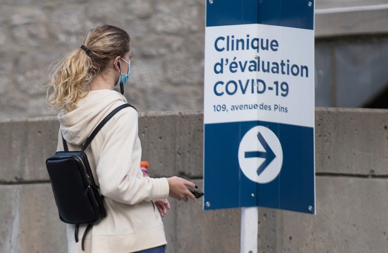 Quebec reports 188 new COVID-19 cases as hospitalizations rise again