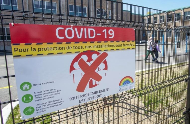 Quebec teachers' union suing government for info on coronavirus back-to-school plan