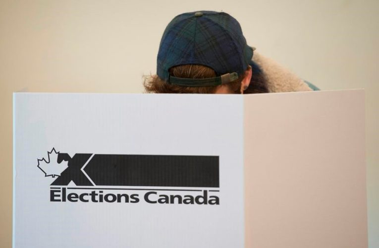 Rising coronavirus case numbers appear to ease threat of Canadian federal election
