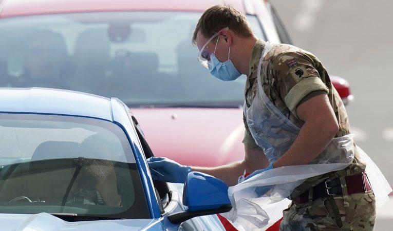 U.K. to ration COVID-19 testing amid testing failures