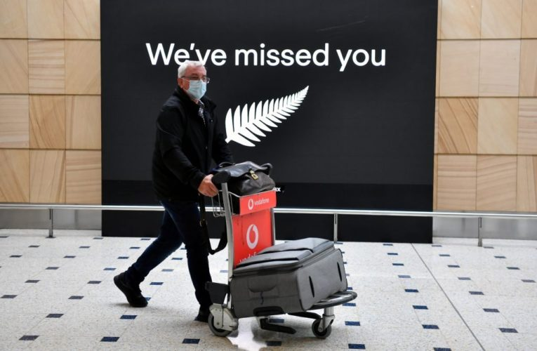 Australia allows flights from New Zealand without quarantine as coronavirus cases fall