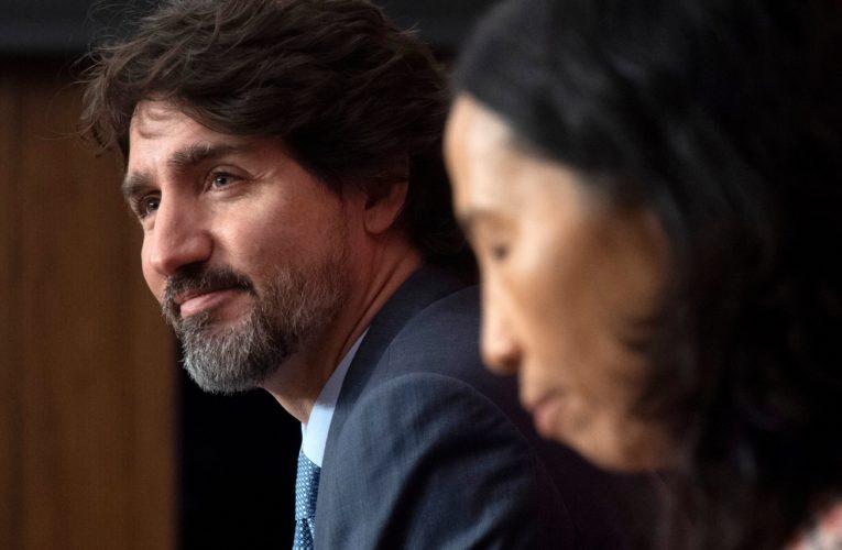 'Big parties are off' as Canada battles coronavirus, Tam says