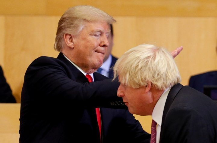 Boris Johnson's coronavirus case sparked brief boost in polls. Could Trump see the same?