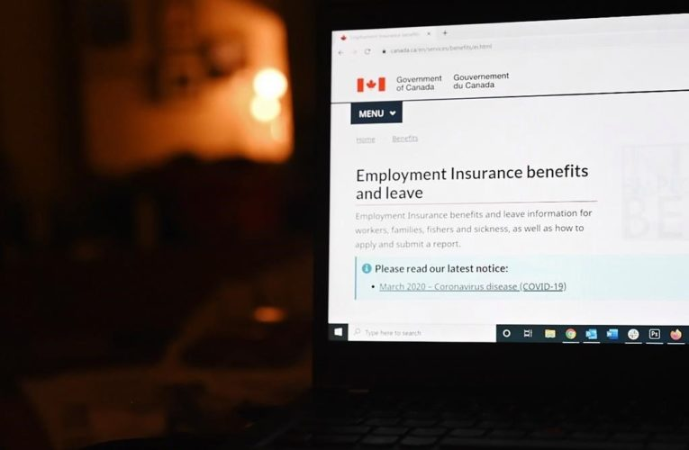 Canada's EI system absorbed almost 1.3M people in last 3 weeks, new figures show