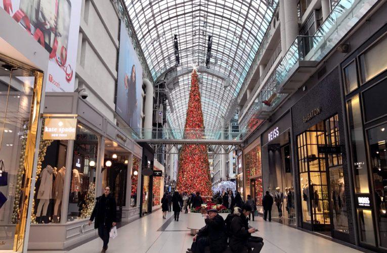 Canadian malls say coronavirus will change visits to Santa